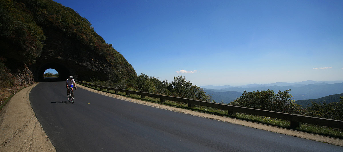 Beginner's Guide To Cycling The Blue Ridge Parkway
