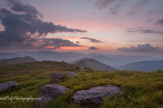 """Tennent Mountain Sunset"" by David Culp Photography"