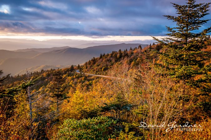 """Waterrock Knob – Milepost 451.2"" by David Gardner"