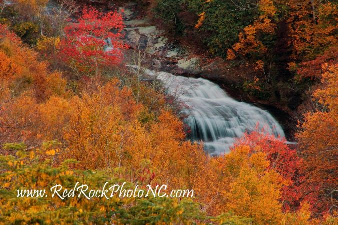 """Second Falls At Graveyard Fields"" by Stacy Redmon"