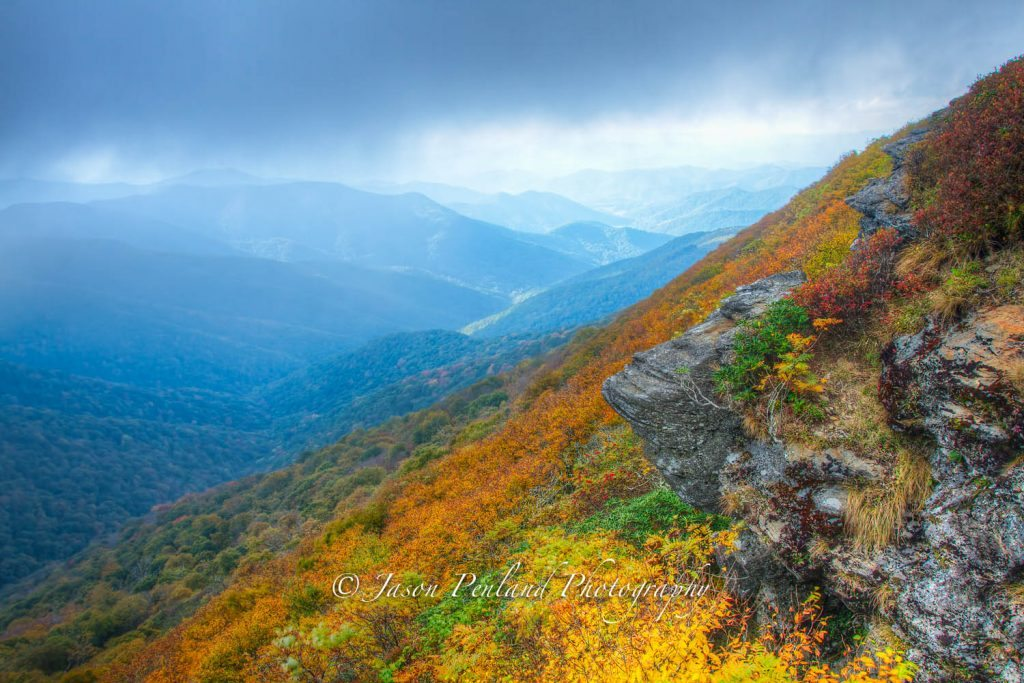 Craggy Gardens October 6 2013 Blue Ridge Parkway Daily Maps Pictures News