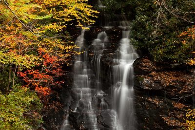 """Soco Falls"" by Deborah Scannell Photography"