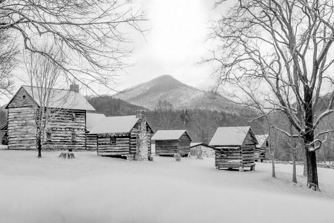 """""""Zebulon Vance Historic Site"""" by Jennifer Mesk Photography"""