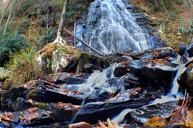 """Fall at Crabtree Falls"" by Christina M. Moore"