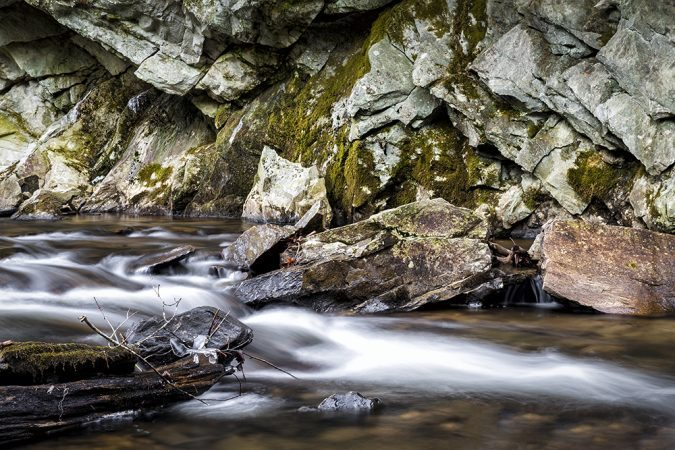"""Boone Fork Creek"" by Victor Ellison Fine Art Photography"