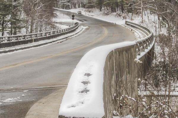 Snow Parkway Entrance