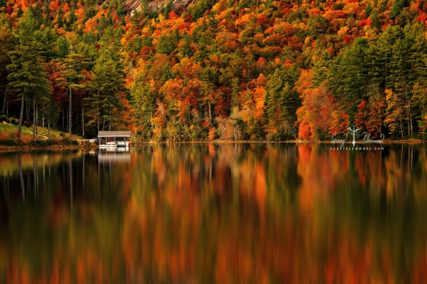 Fairfield Lake, Sapphire Valley, Cashiers, NC