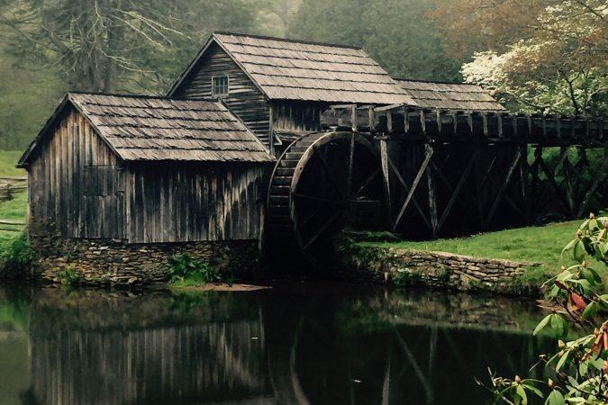 """Mabry Mill, Milepost 176.1"" by Erin Dressler"