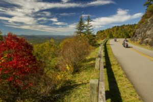 """North of Waterrrock Knob, Milepost 451.2"" by Jennifer Mesk Photography"